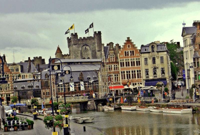 Conocer Belgica y descubrir de Gante