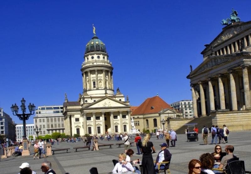 Gendarmenmarkt que visitar