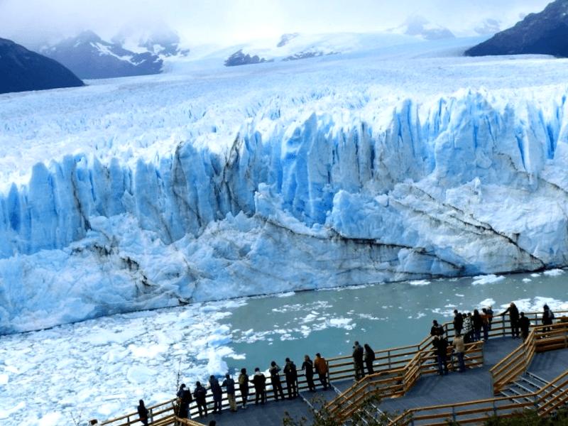 Visitar Argentina y maravillarse de Glaciar Perito Moreno