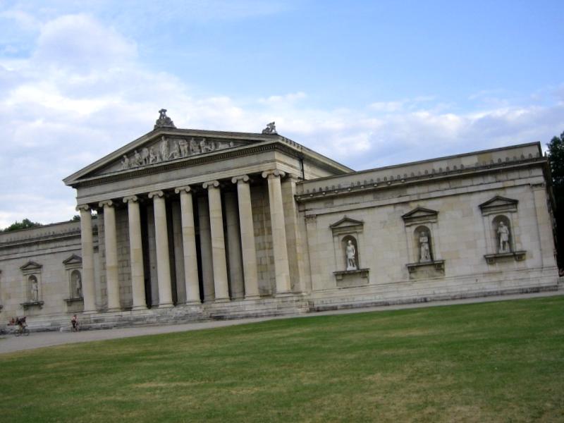 Conocer Gliptoteca de Munich