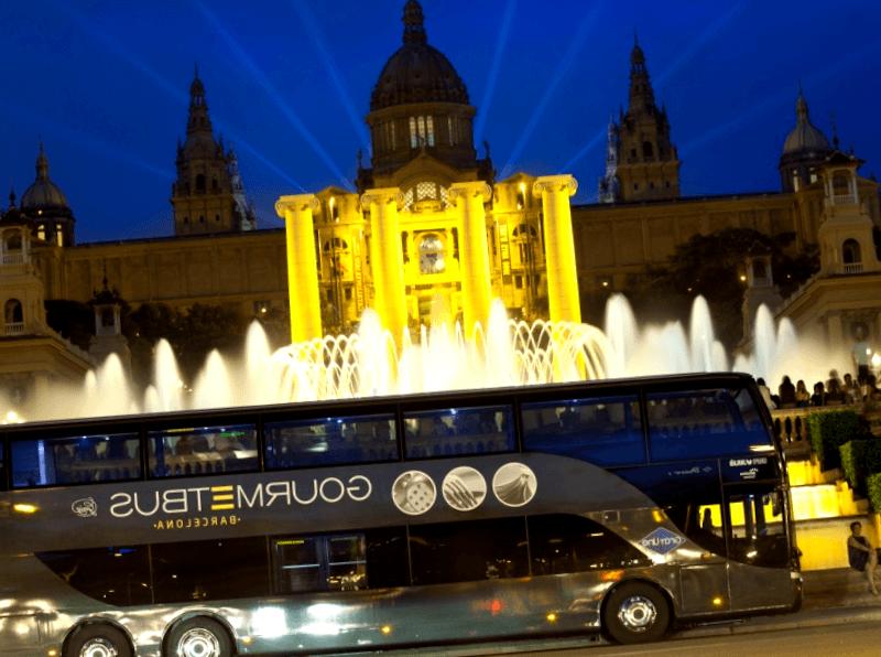 Conocer España y descubrir de Gourmet Bus