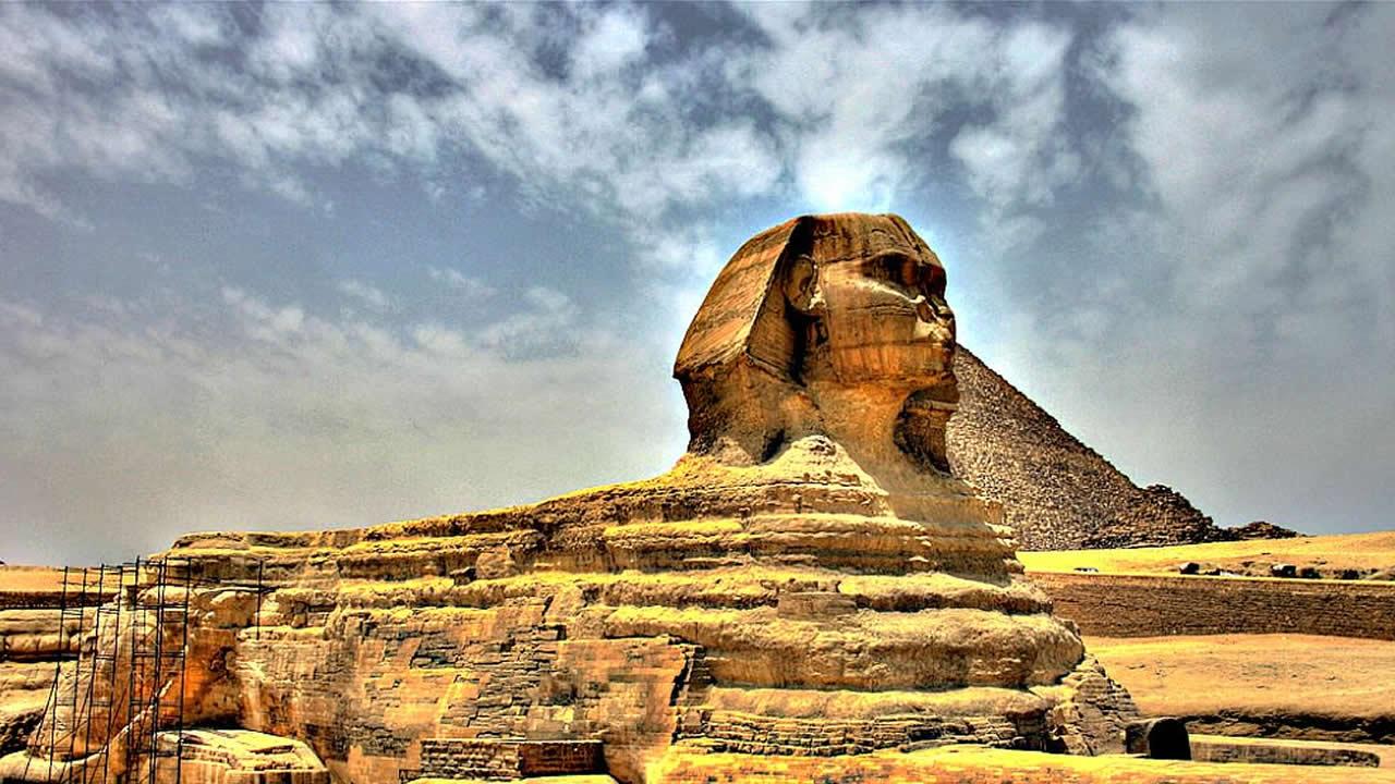 Conocer Egipto y maravillarse de Gran Esfinge