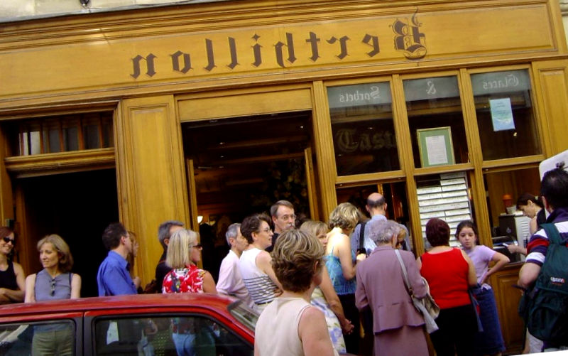 Conocer Francia y maravillarse de Heladerias de St-Louis