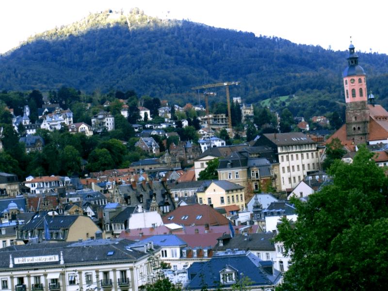 Que ver en Hermosa Baden-Baden