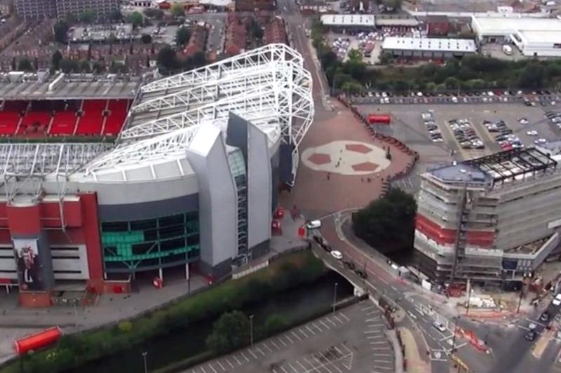 Ver Inglaterra y descubrir de Hotel Football Old Trafford