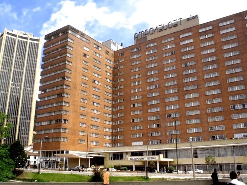 Que visitar en Hotel Tequendama