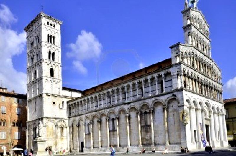 Iglesia de San Michele in Foro de Lucca que visitar