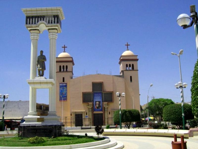 Iglesia de Talara que descubrir