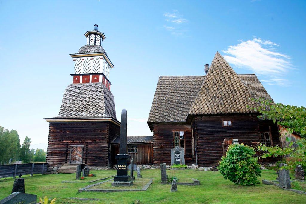 Que visitar en Iglesia vieja de Petajavesi