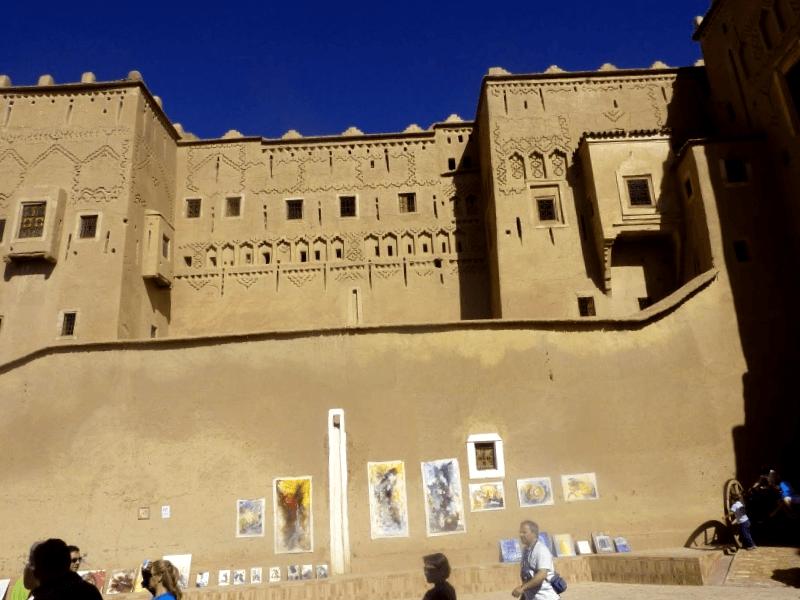 Conocer Interior de la Kasbha