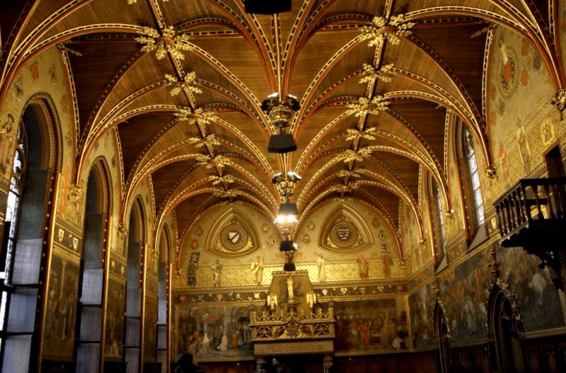 Ver Belgica y maravillarse de Interior del Ayuntamiento