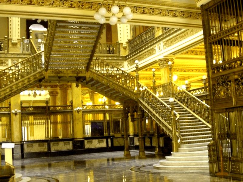 Conocer Interior del Palacio Postal