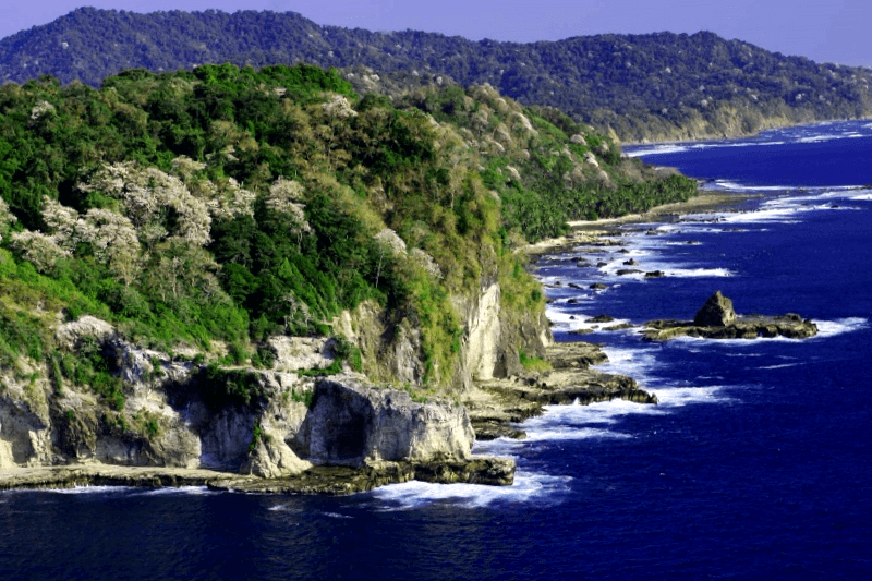 Ver Panama y maravillarse de Isla Coiba