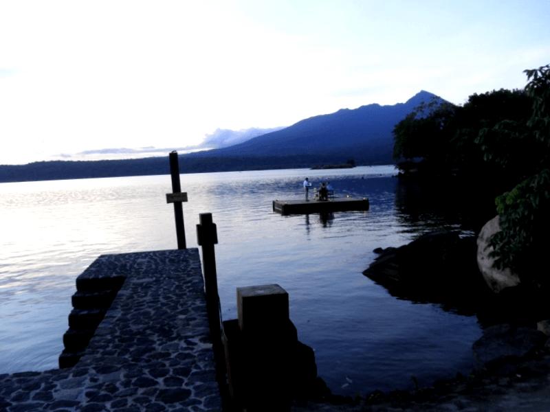 Isla Jicaro que ver