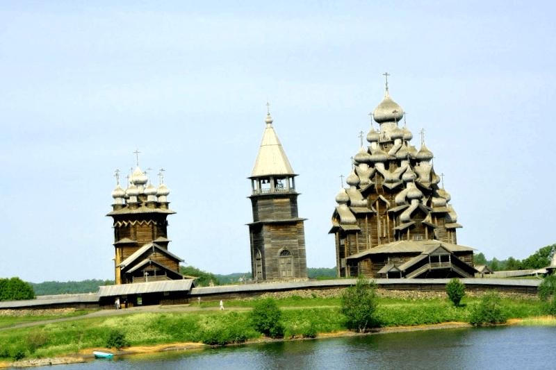 Que ver en Isla Kizhi