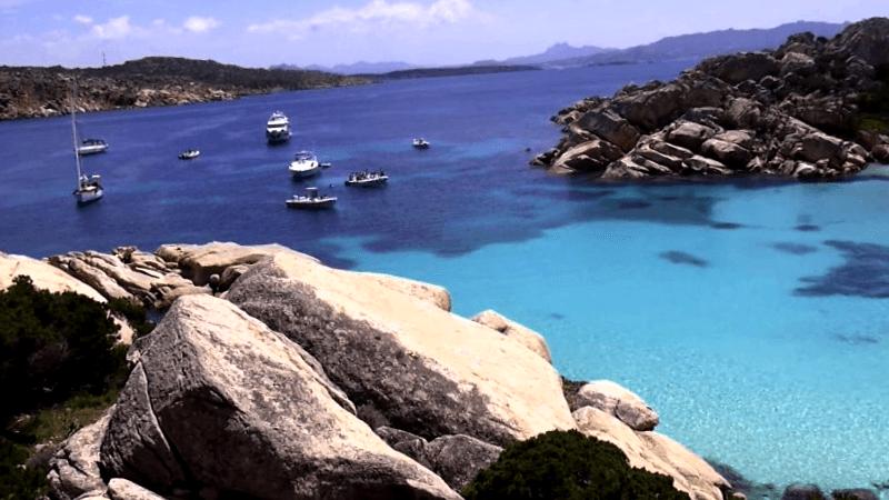Isla de Caprera que descubrir