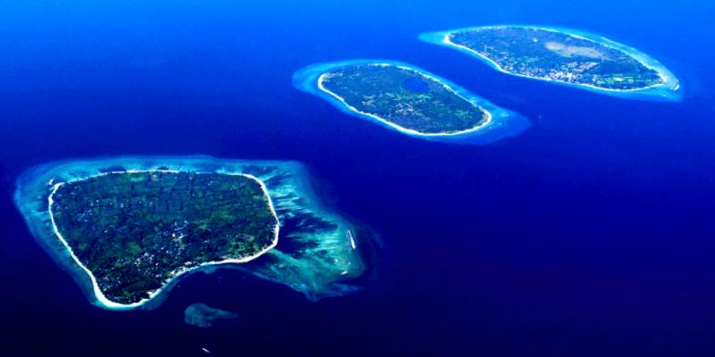 Islas Gili que descubrir
