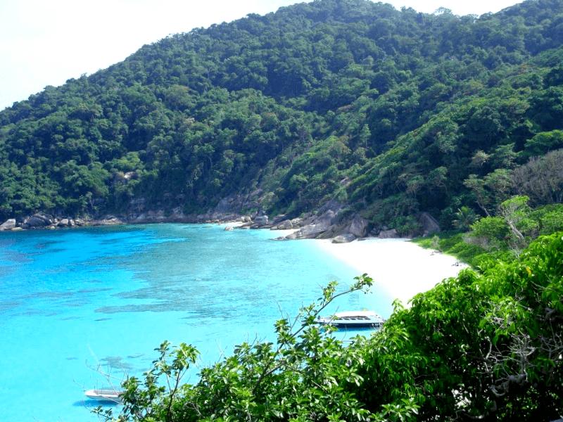 Visitar Tailandia y maravillarse de Islas Surin