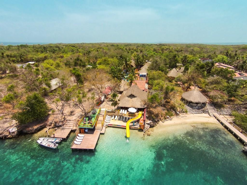 Visitar Islas del Rosario