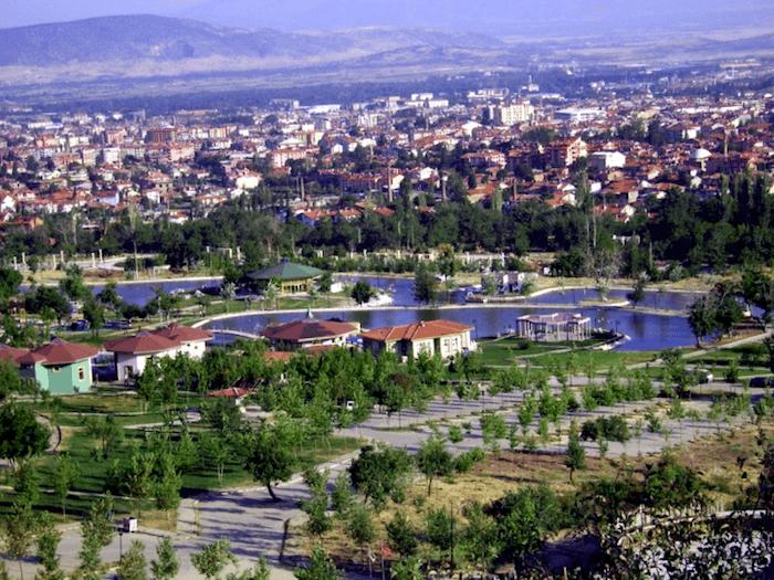Conocer Turquia y descubrir de Isparta