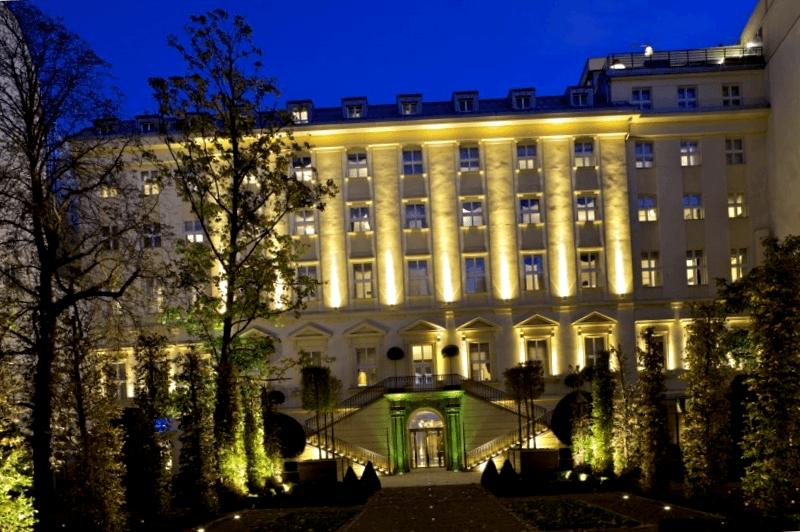 Que ver en Kempinski Hybernska Hotel