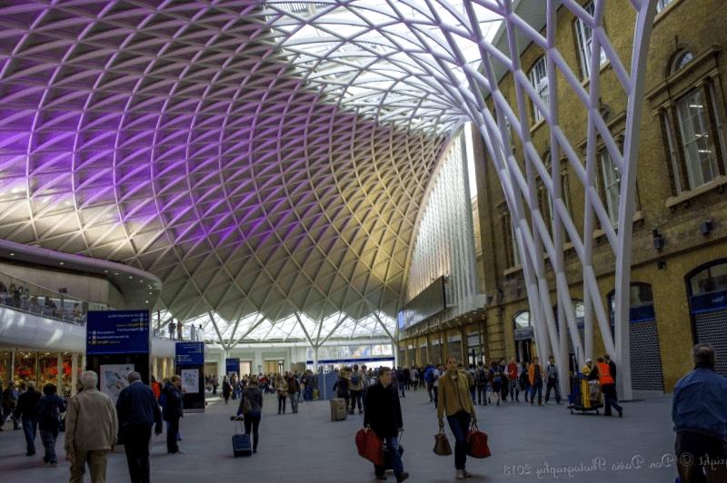 Kings Cross Train Station que descubrir