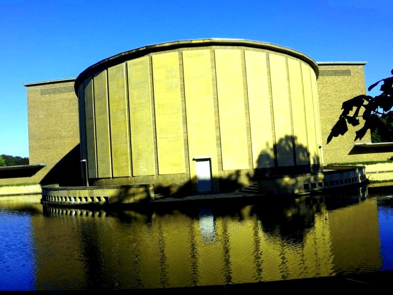 Kleinhans Music Hall que ver
