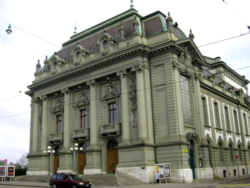 Conocer Suiza y maravillarse de Kornhaus