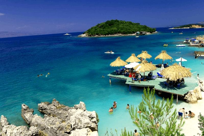 Ksamil Beach que visitar
