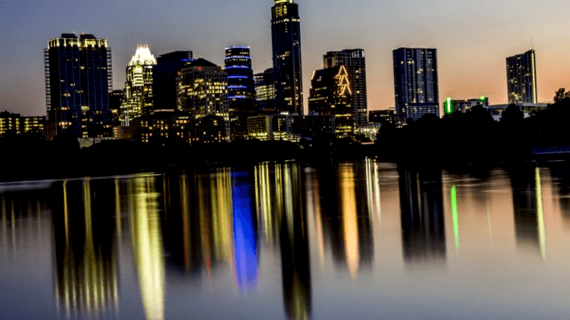 Visitar Estados unidos y descubrir de Lady Bird Lake