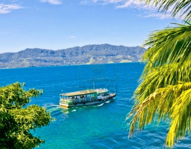 Que visitar en Lago Toba