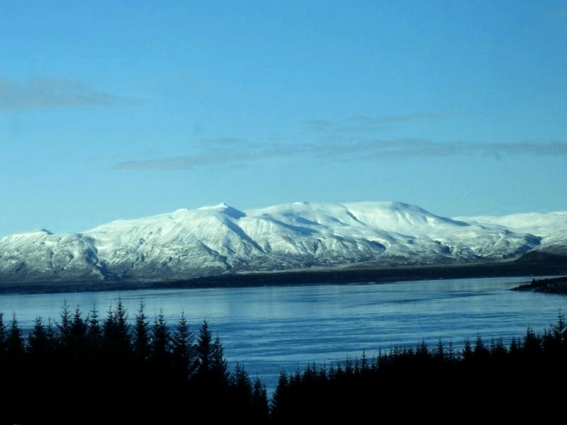 Lago de Pinguallavatn que descubrir
