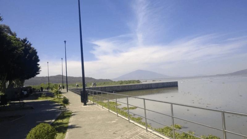Lago y malecon Yuriria que descubrir