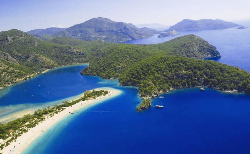 Laguna Azul de Oludeniz que ver