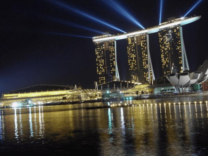 Marina Bay Sands que visitar
