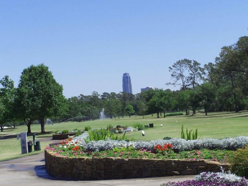 Memorial Park que visitar