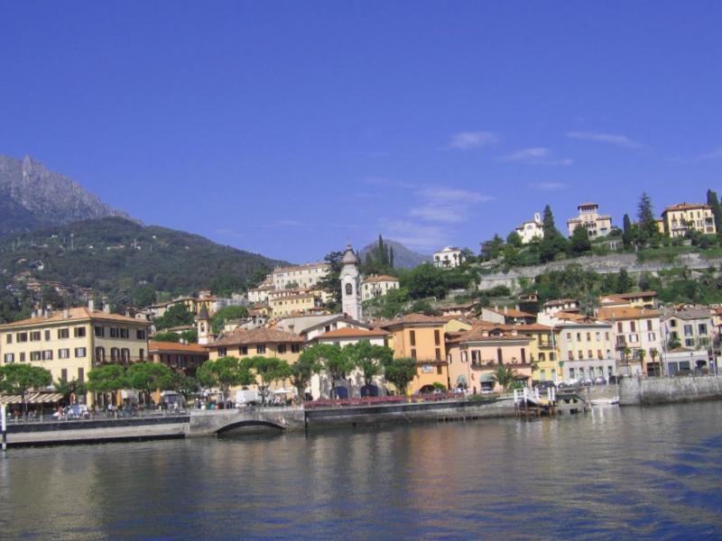 Conocer Italia y maravillarse de Menaggio