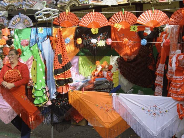 Conocer España y maravillarse de Mercado El Rastro