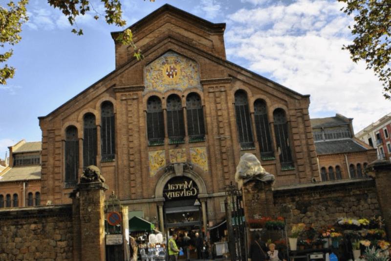 Conocer España y descubrir de Mercado Galvany