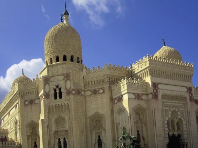 Mezquita Abul Abbas Al-Mersi que visitar