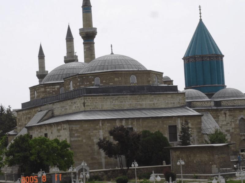 Conocer Mezquita Mevlana