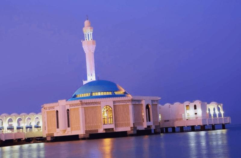 Mezquita flotante de Jeddah que visitar