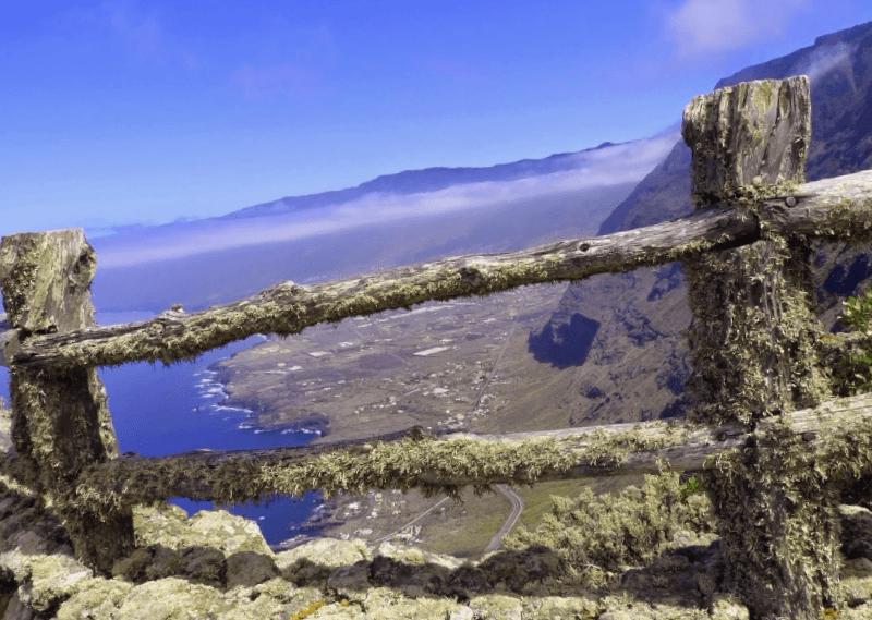 Conocer España y maravillarse de Mirador de Jinama