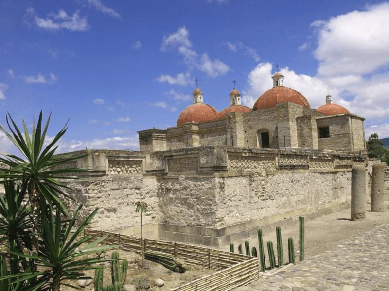 Ver Mexico y maravillarse de Mitla
