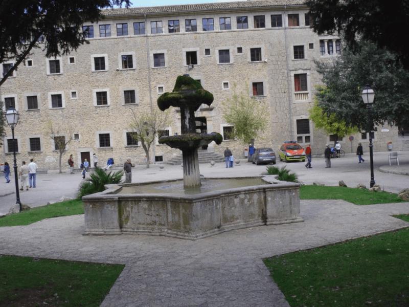 Ver España y maravillarse de Monasterio de Lluc
