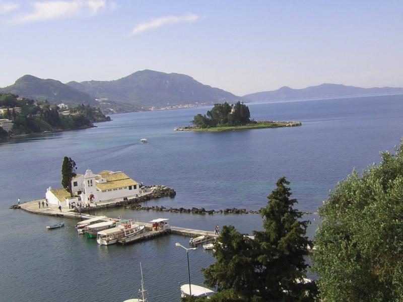 Conocer Grecia y maravillarse de Monasterio de Vlacherna