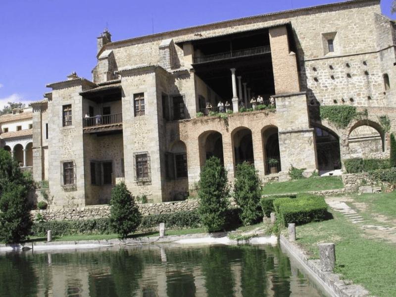 Ver España y descubrir de Monasterio de Yuste