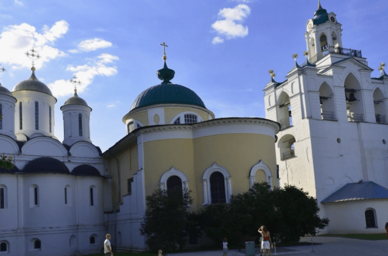 Conocer Monasterio de la Transfiguracion