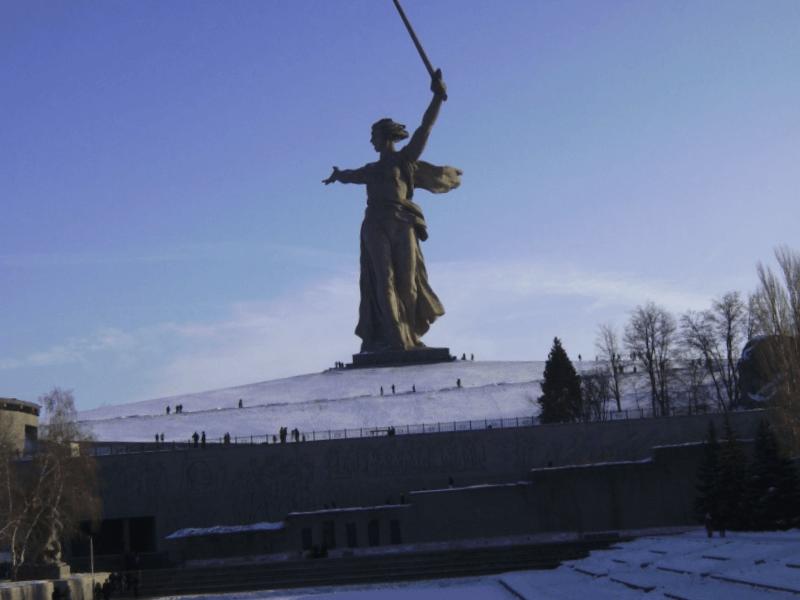 Conocer Monumento a la Madre Patria