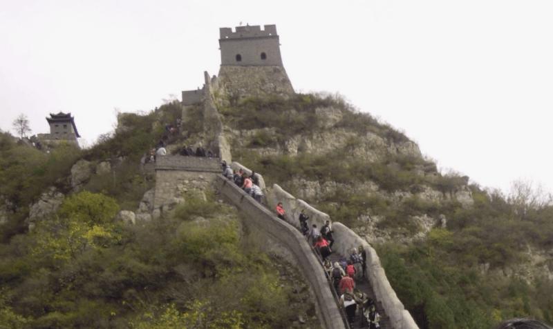 Conocer China y maravillarse de Muralla Juyongguan